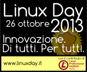 [ LinuxDay 2013! ]